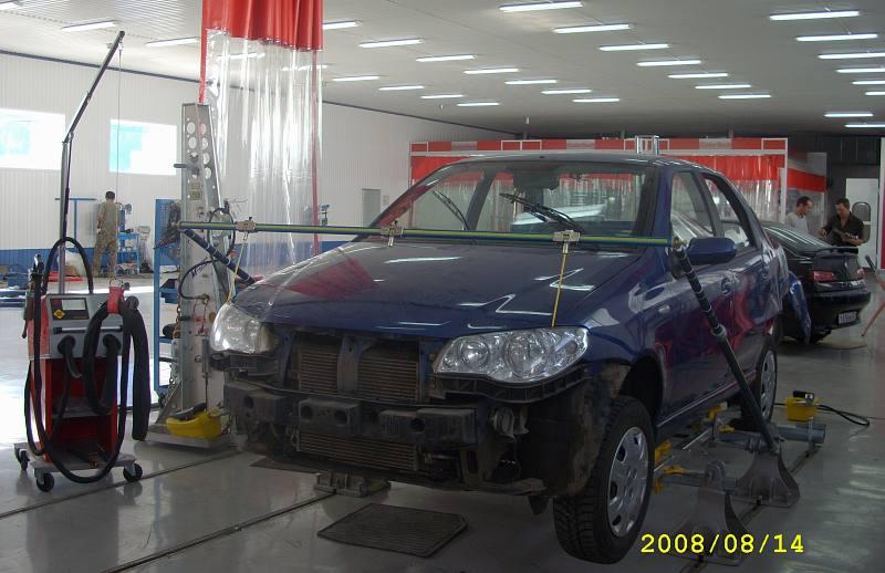 15kuz_stend01 Автомастерская Garage-37 - кузовные ремонты автомобилей - восстановление кузова, покраска кузова (легковые автомоб